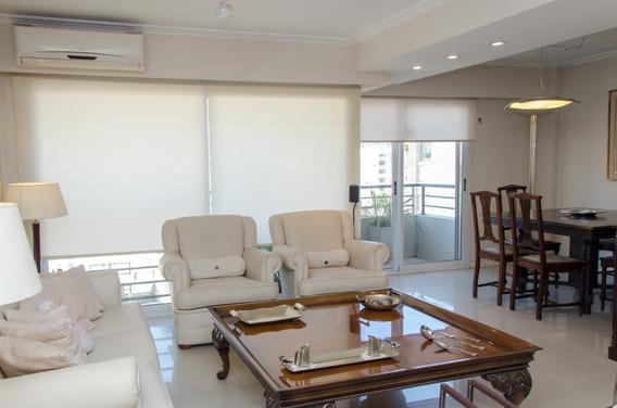 Piso En Rosario Centro Duplex Lujo 4 Dormitorios Pileta