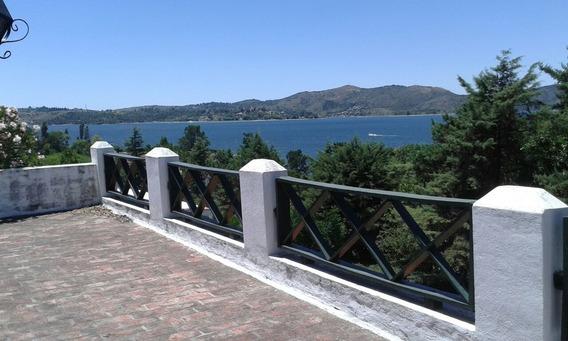 Los Molinos Maravillosa Casa 3 Dormitorios 1450 Metros De Terreno Con Vista Al Lago