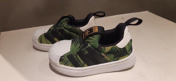 Zapatilla adidas Originals Niño Talle 19