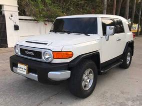 Toyota Fj Cruiser 2011 Automático - Gasolina