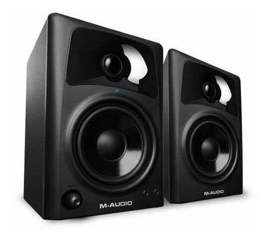 Monitor De Studio M-audio Av42 1x4 20w (par)