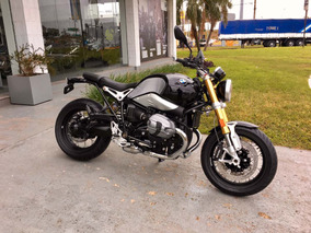 Bmw R 1200 Nine T - Disponible - Crédito Prendario