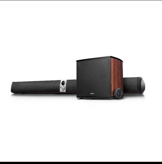 Soundbar Com Subwoofer Edifier S70db 158w Rms Bluetooth