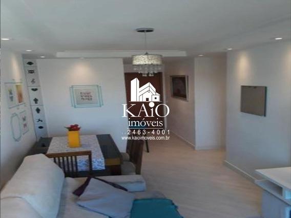 Apartamento Mobiliado Com 2 Dormitórios 1 Suite 1 Vaga, Vila Rosália - Ap1151