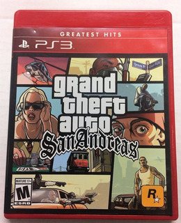 Grand Theft Auto: San Andreas Ps3* Play Magic