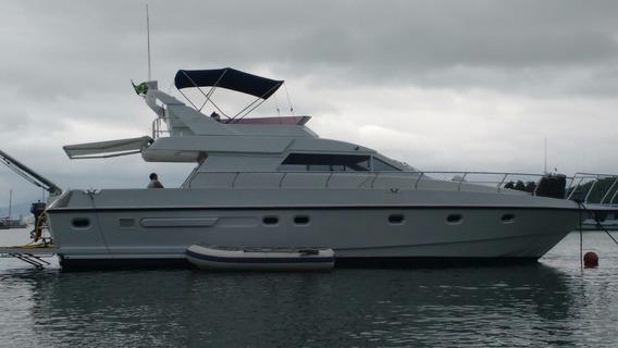 Lancha Intermarine Azimut Ferreti Shcaffer Oceanic Triton