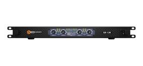 Amplificador Db Series Qs 1.2k - 1200w Rms 4 Canais Slim Nfe