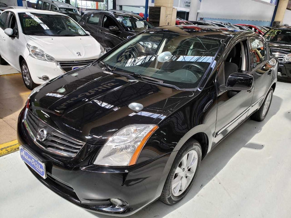 Nissan Sentra 2.0 S Preto 2013 Cvt Flex (impecável)