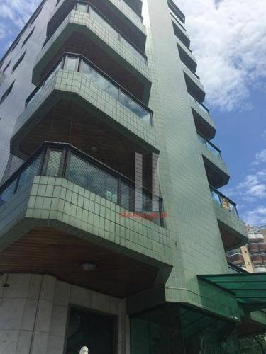 Apartamento À Venda, 74 M² Por R$ 290.000,00 - Vila Guilhermina - Praia Grande/sp - Ap2626
