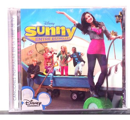 Imagen 1 de 1 de Cd Disney Sunny Entre Estrellas (nuevo) Demi Lovato