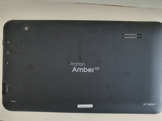 Tablet X View Proton Amber Hd Usada