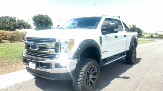 Ford F-250 6.7l Super Duty Diesel 4x4 At 2017 Crew Cab