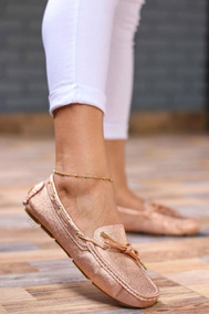 Zapato Mocasin Dama Suavidad Comodidad Envío Gratis