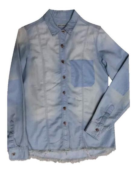 Camisa De Jean Fade And Fly Billabong 12166111 Cgr