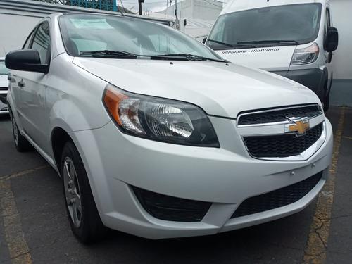 Imagen 1 de 10 de Chevrolet Aveo 2018 1.5 Ls Mt