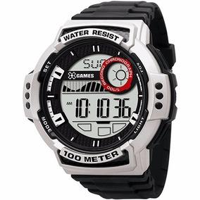 Relógio X-games Masculino Digital Xmppd219 Super Promoçao