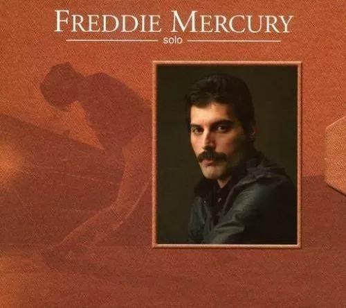 Raro: Box Freddie Mercury 3 Cds
