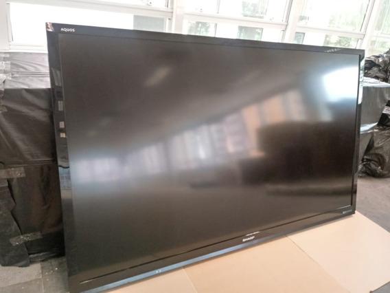Tv Sharp 80 Polegadas Modelo Lc-80le632u Em Excelente Estado
