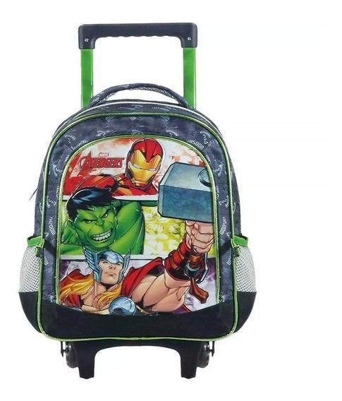 Mochilete Infantil Avengers Xeryus - 7080