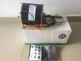 Motor Ventilador 1/3 Hp, 1075 Rpm, 1 Solo Eje, Us Motor