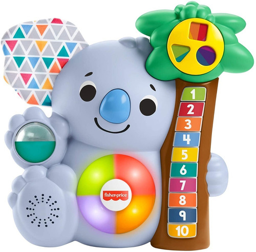 Fisher-price Linkimals Counting Koala Visit The Fisher-price