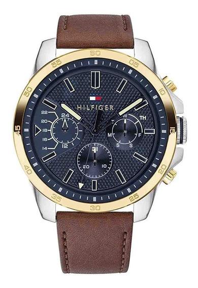 Relógio Tommy Hilfiger Couro 1791561