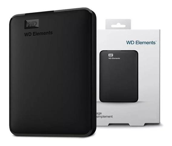 Memoria Externa 2tb Portatil 3.0 Disco Externo Rigido Wd