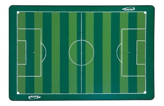 Campo Para Futebol De Botão Com Pintura Estilo Europeu
