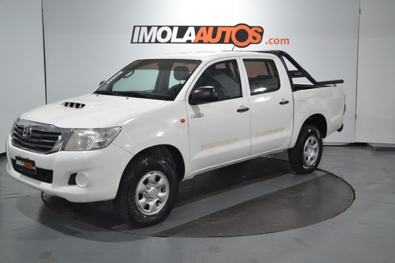Toyota Hilux 2.5 Tdi D/c 4x4 Dx Pack M/t 2014 -imolaautos