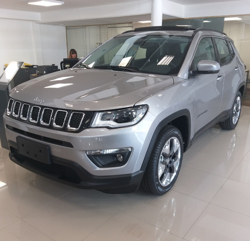 Jeep Compass Longitude At6 4x2 2021