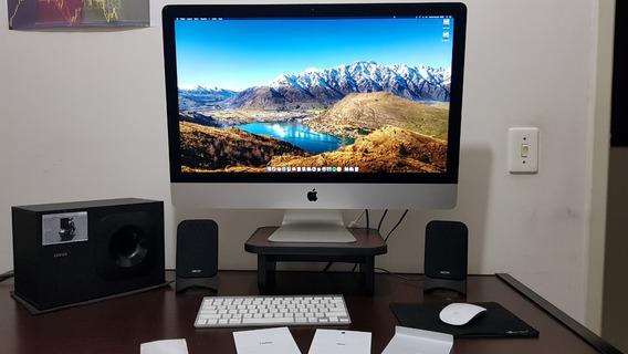iMac 27 - Ssd 500gb Core I5 2.9ghz 24gb Ram Modelo Novo