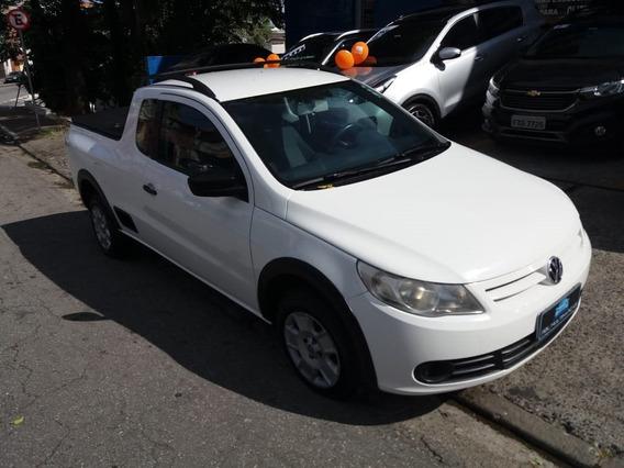 Volkswagen Saveiro 1.6 Mi Ce Flex G.v 2013/2013