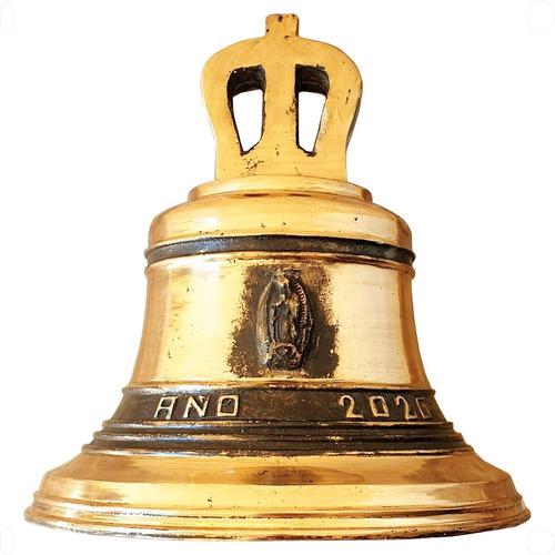 Imagen 1 de 5 de Campana De Bronce De 20 Kg Iglesias,capillas, Presidencias