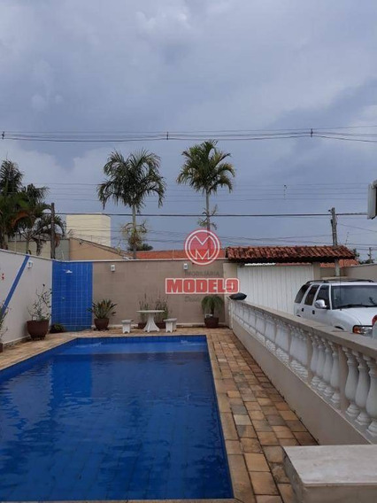 Casa Com 2 Dormitórios À Venda, 105 M² Por R$ 450.000 - Jardim Botânico - São Pedro/sp - Ca2521