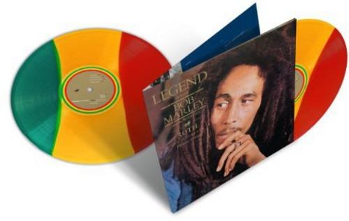 Bob Marley & Wailers Legend: 30th Ann. Ed. Lp Us Imp