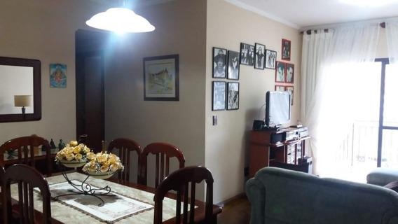 Apartamento Em Tatuapé, São Paulo/sp De 86m² 3 Quartos À Venda Por R$ 580.000,00 - Ap165658