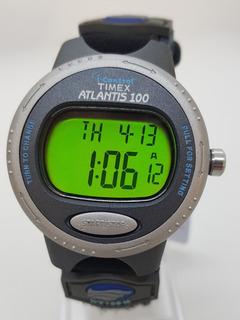 Relógio Digital Timex Masculino Pulseira De Tecido C Velcro