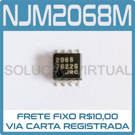 Ci Njm 2068 - Peças e Componentes Elétricos [Promoção] no
