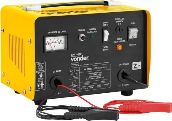 Carregador De Baterias 150a Cbv 1600 Vonder