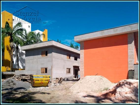Casa Nova C/ 2 Quartos Em Village No Indaiá Em Bertioga. - Cc00151 - 68146560