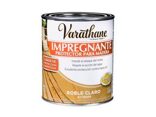 Protector Impregnante Madera Roble Claro Varathane 946ml