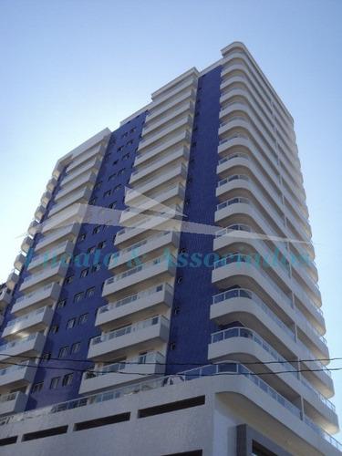 Apartamento No Canto Do Forte, 02 Suítes, 02 Vagas - Ap00373 - 2593334
