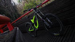 Bicicleta Commencal Supreme V3 2015