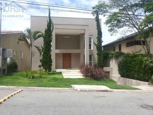 Imagem 1 de 27 de Sobrado Com 4 Dormitórios À Venda, 488 M² Por R$ 3.300.000,00 - Residencial Seis (alphaville) - Santana De Parnaíba/sp - So0682