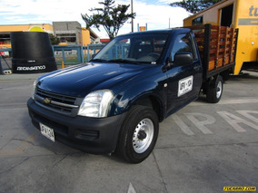Chevrolet Luv D-max Turbo Diesel 2.5 4x2 Estacas