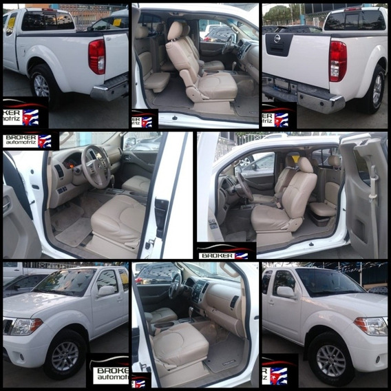 Nissan Frontier Sv Americana 4x2