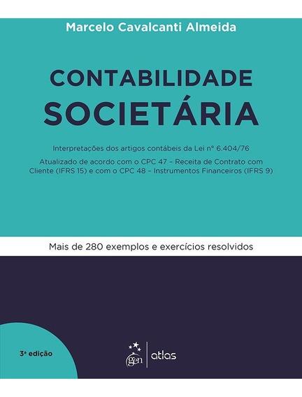 Contabilidade Societária 3ª Edição 2018