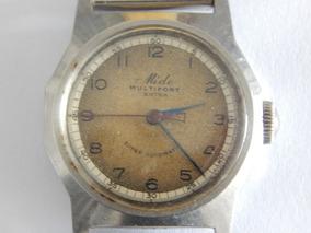 Relógio Mido (corda E Funcionando)