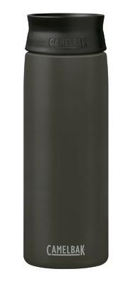 Botella Térmica Hot Cap Camelbak 600 Ml Black