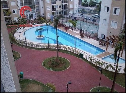 Imagem 1 de 15 de Apartamento Em Sitio Da Figueira - Sao Paulo - V-1276